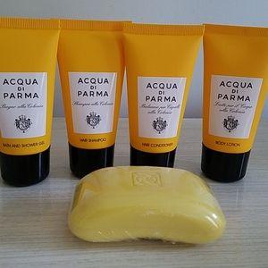 Last set Acqua di Parma travel set